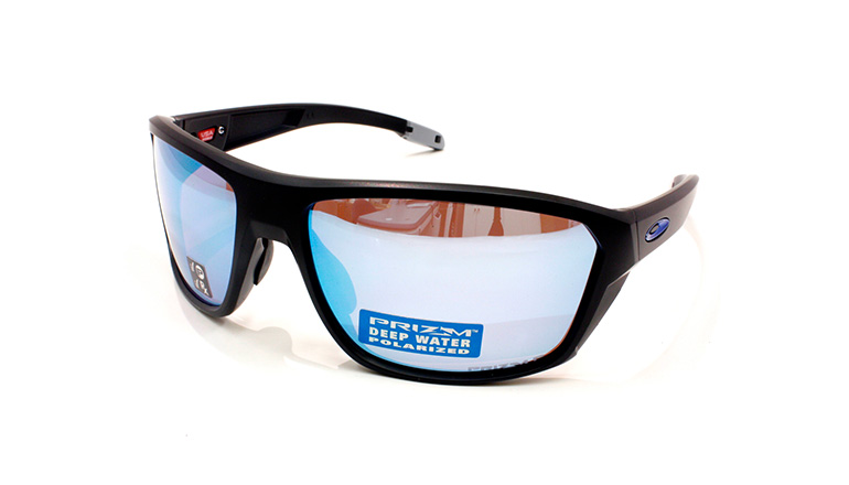 SPLIT SHOT Matte Black/Prizm Deep Water Polarized(偏光) OO9416-0664