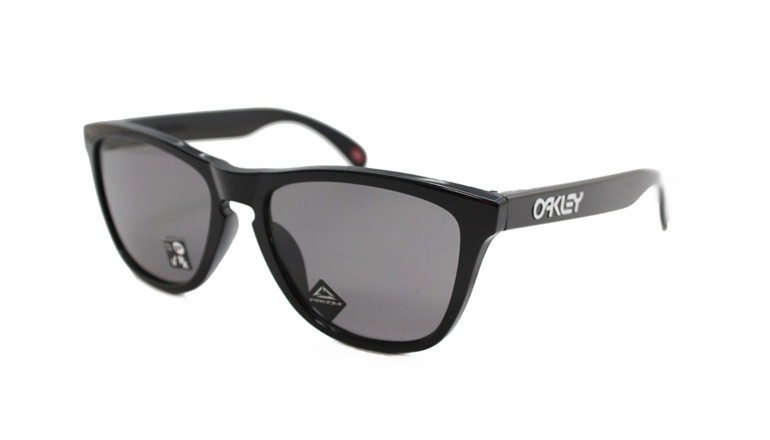 FROGSKINS POLISHED BLACK/Prizm Grey 924575