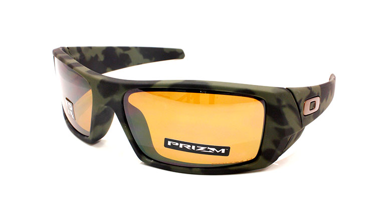 GASCAN Matte Olive Camo /Prizm Tungsten Polarized(偏光) OO9014-5160