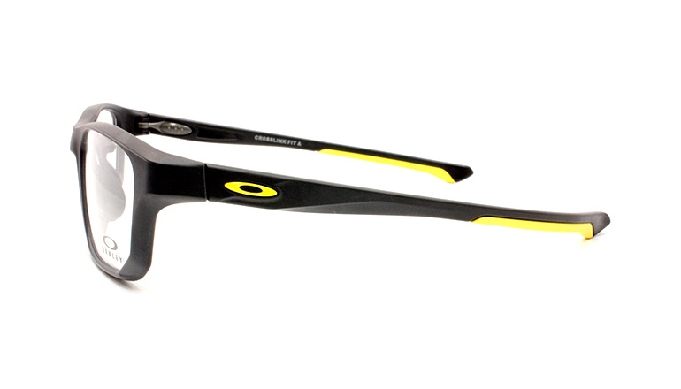 CROSSLINK FIT (A) Satin Pavement/Yellow