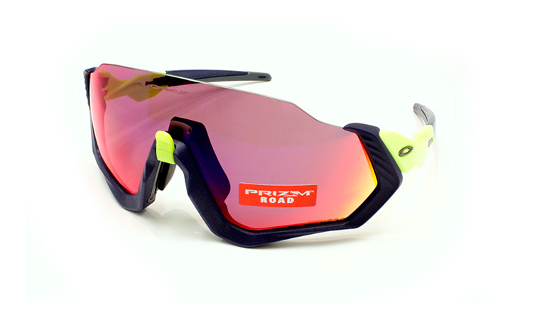 FLIGHT JACKET Retina Burn  Matte Navy/Prizm Road OO9401-0537
