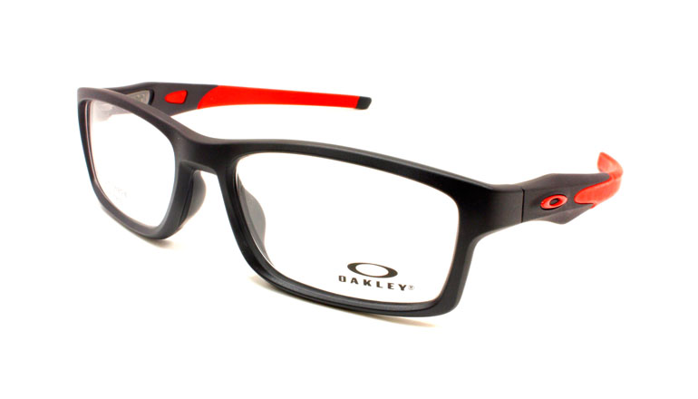 CROSSLINK MNP (A) (56) Satin Black / Redlilne OX8141-0156