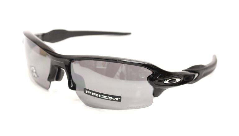 FLAK 2.0 (A)Polished Black/PrizmBlackPolarized OO9271-2661