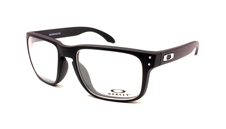HOLBROOK RX (54) Satin Black OX8156-0154