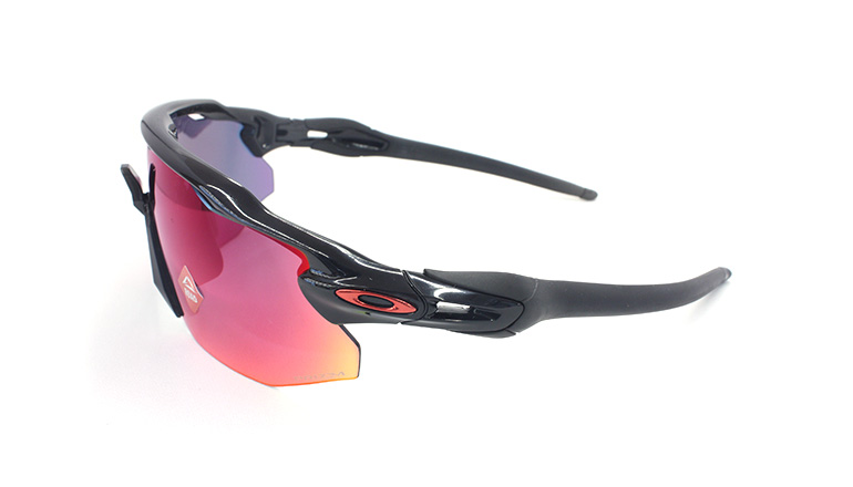 RADAR EV ADVANCER Polished Black/ Prizm Road 94420138